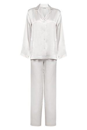 La Perla Lange pyjama aus Seide