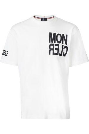 Moncler T-Shirt mit Logo