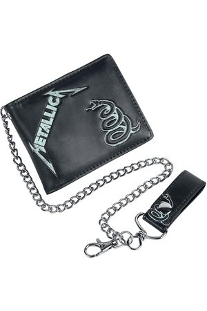 Metallica Black Album Geldbörse Standard