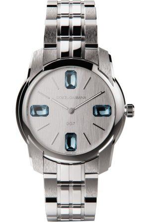 Dolce & Gabbana DG7' Armbanduhr mit Topas, 40mm