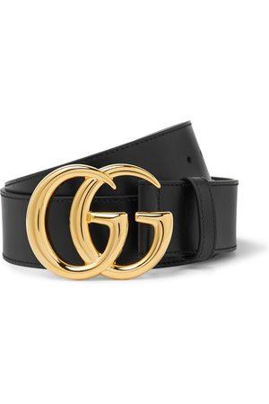 Gucci 4cm Marmont Leather Belt