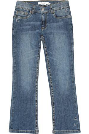 BONPOINT Jeans Mint aus Stretch-Baumwolle