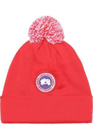 Canada Goose Mütze aus Merinowolle