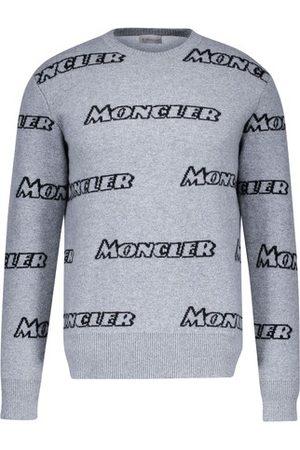 Moncler Vintage-Logo-Pullover