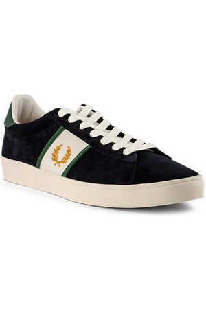 Fred Perry Herren Sneakers - Schuhe Spencer Suede/Tipping B9156/608