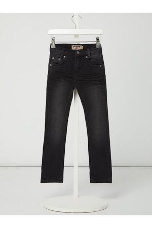 Blue Effect Slim Fit Jeans mit Stretch-Anteil