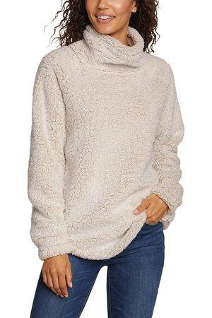 Eddie Bauer Damen Sweatshirts - Fireside Rollkragen Sweatshirt Damen Gr. S