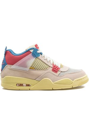 Jordan X Union 'Air 4 SP' Sneakers - Nude
