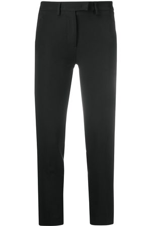 BLANCA Cropped tailored trousers