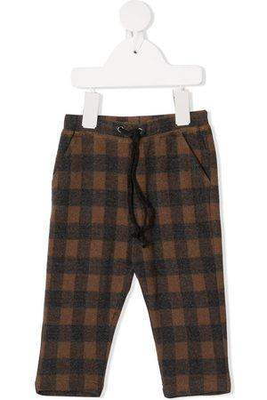 Zhoe & Tobiah Checked trousers