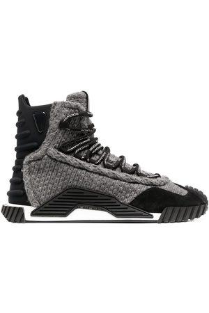 Dolce & Gabbana Sneaker-Boots mit Schnürung