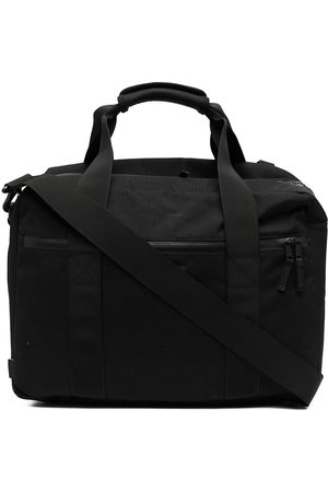 Filson Logo patch two handles backpack