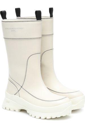 Stella McCartney Stiefel Trace Utility aus Lederimitat