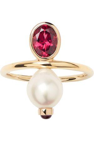 POIRAY Damen Ringe - Ring Perles precieuses