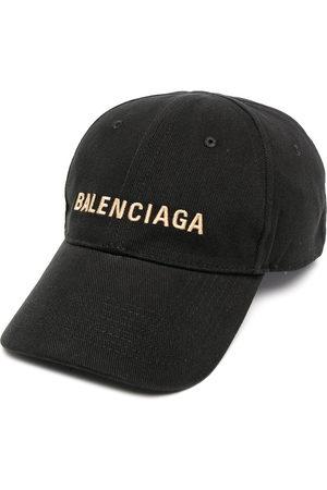 Balenciaga Herren Hüte - Baseballkappe mit Logo-Stickerei