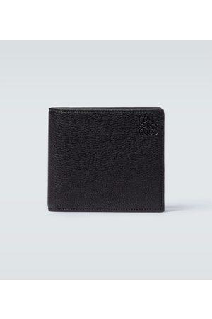 Loewe Faltbares Portemonnaie aus Leder