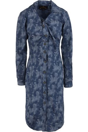 Vivienne Westwood Anglomania KLEIDER - Knielange Kleider - on YOOX.com