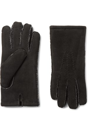 Dents Herren Handschuhe - York Shearling Gloves
