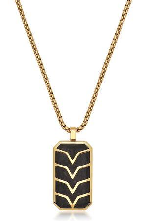 Nialaya Halskette mit Erkennungsmarke