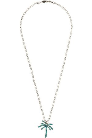 M. COHEN The Paradise sterling silver necklace