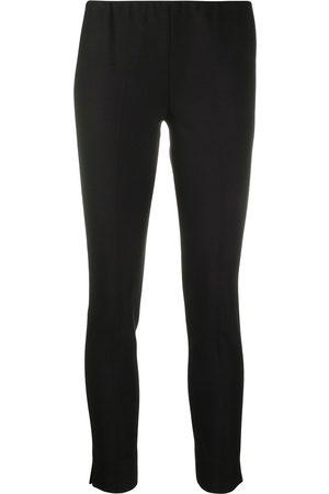 ANTONELLI Cropped leg trousers