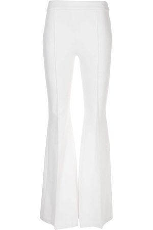 ROSETTA GETTY Damen Hosen & Jeans - Ausgestellte Hose mit Stretchbund
