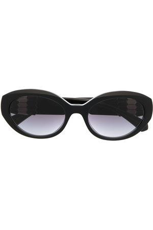 Bvlgari Damen Sonnenbrillen - Sonnenbrille mit rundem Gestell