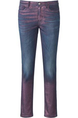 Glücksmoment Skinny-Jeans Modell Gill denim