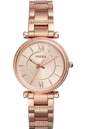 Fossil Uhren - Carlie - ES4301 rosé