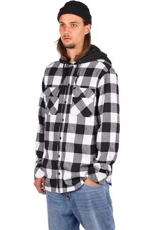 Empyre Prime Hooded Flannel Shirt