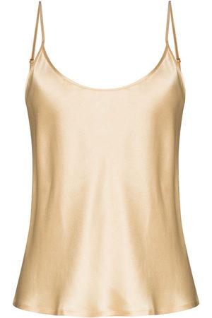 La Perla S4' Seidentop - Nude
