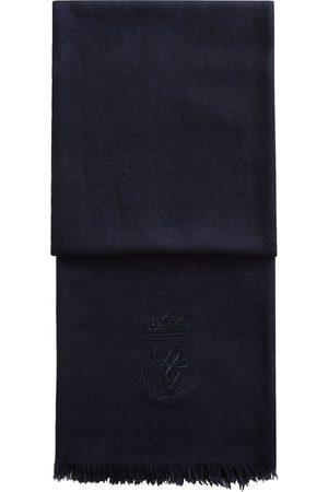 Dolce & Gabbana Logo-embroidered scarf