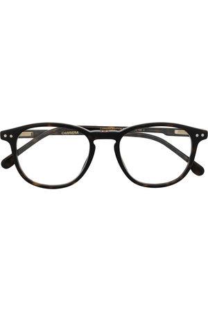 Carrera Brille mit rundem Gestell