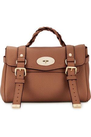 Mulberry Damen Handtaschen - Mini 'Alexa' Handtasche - CHESTNUT