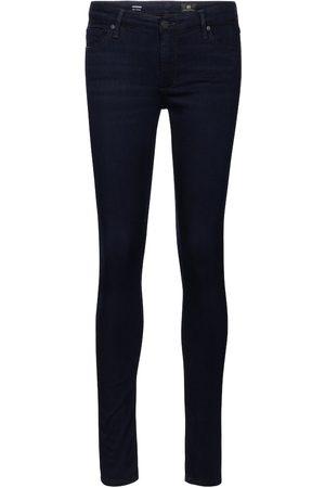 AG Jeans High-Rise Skinny Jeans The Legging