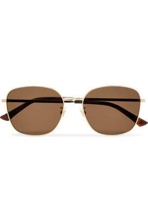 Gucci Herren Sonnenbrillen - Square-Frame -Tone Sunglasses