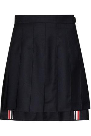Thom Browne School Uniform' Faltenrock