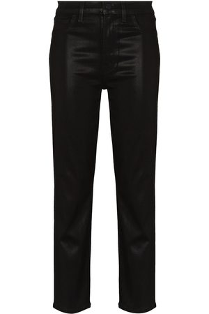 J Brand Alma faux leather trousers