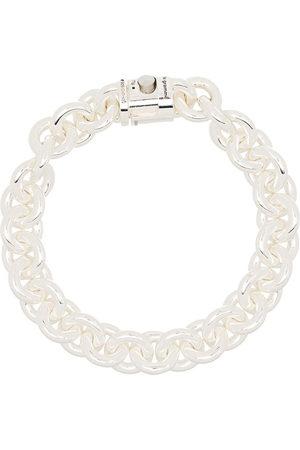 Le Gramme 65g Entrelacs chain bracelet