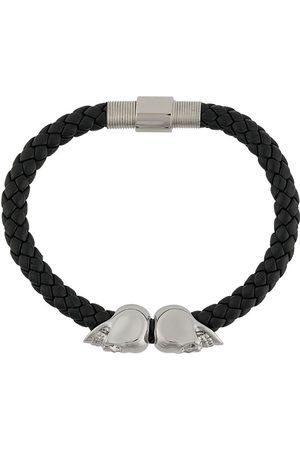 NORTHSKULL Armband mit Totenköpfen