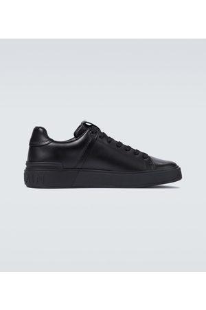 Balmain Sneakers B-Court aus Leder