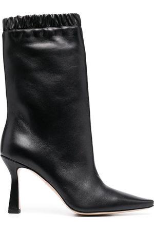 Wandler Calf-length leather boots