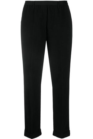 Maison Martin Margiela 2000s high waist tapered trousers