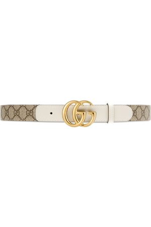 Gucci GG Marmont belt - Nude