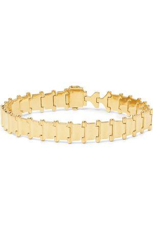 LUIS MORAIS Herren Uhren - Arrow ID Link 18-Karat Bracelet