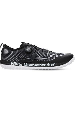 """Saucony Sneakers """"white Mountaineering Switchback"""""""