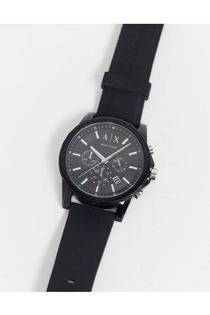 Armani – AX1326 – Outerbanks – Uhr mit Silikonarmband