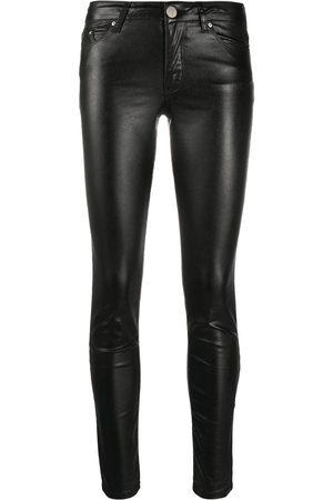 Karl Lagerfeld Metallic-Jeans