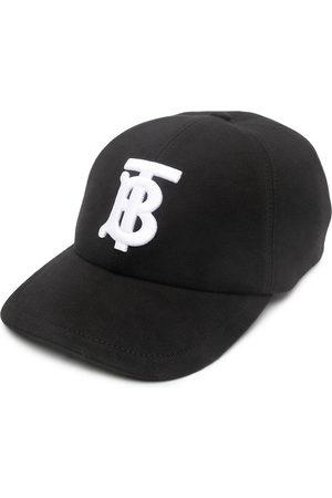 Burberry Baseballkappe mit Logo-Stickerei