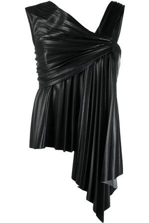 Nanushka Adrie' pleated top